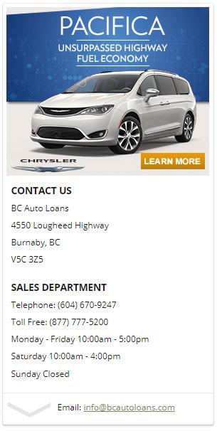 subprime truck loans burnaby